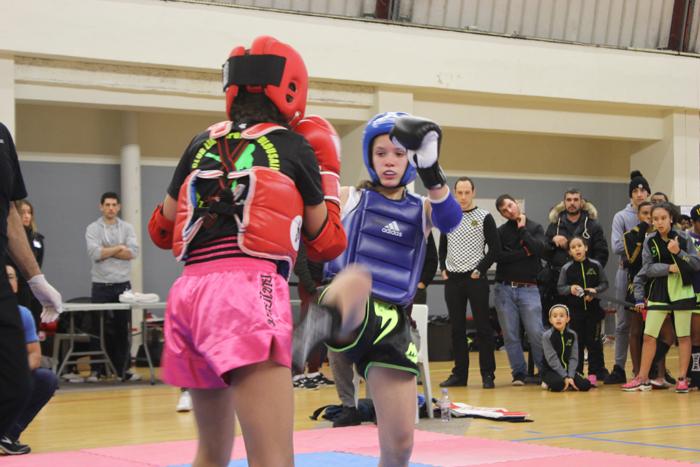 La boxe thaïlandaise pour les enfants