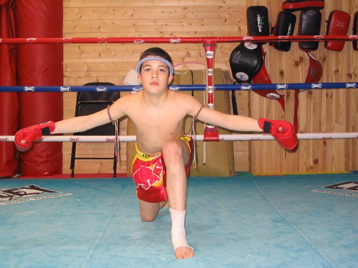 enfant de la boxe 2004